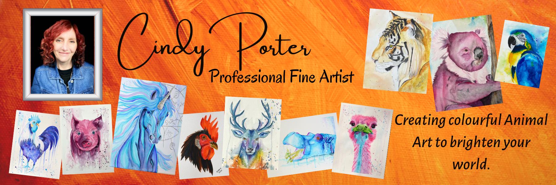 Cindy Porter Artist
